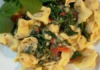 Mozzarella and Spinach Tortellini with Sun Dried Tomato