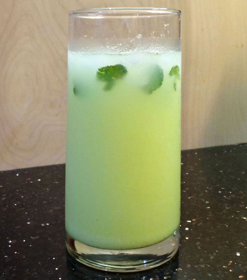 Mint-Lime-Juice-with-Ginger