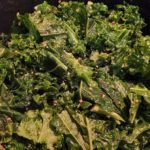 Sauteed Kale with Lemon Garlic