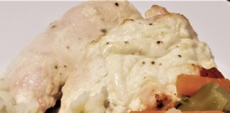 Greek Yogurt and Parmesan Cheese Baked Chicken Recipe